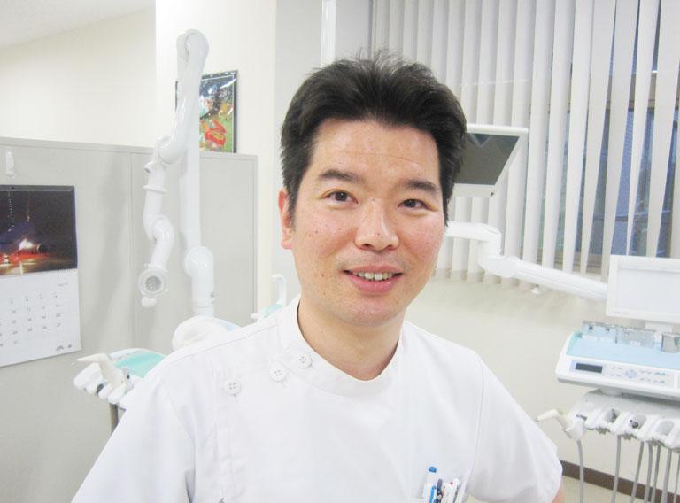 昭和の森デンタルクリニック院長 上野 公照
